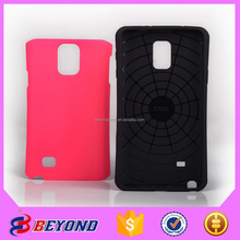 New product pc+tpu 2 in 1 armor 3d sublimation phone case for samsung galaxy note 4
