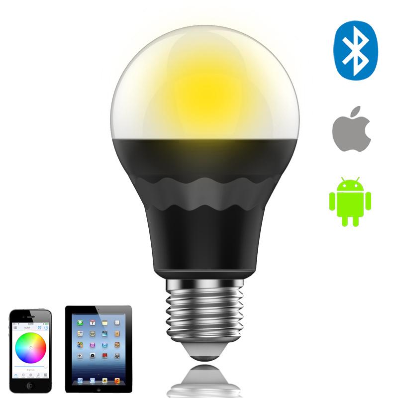 brightness smart wifi bluetooth led bulb light zigbee e27 led bulb. Black Bedroom Furniture Sets. Home Design Ideas