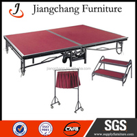 Aluminum Stage Portable Stage For Sale For Wedding Event JC-P90