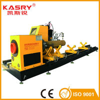 CHINA Manufacturer No.1 KASRY High Quality Round Tube Cutter Pipe Welding Cutting Machine