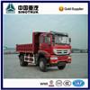 Sinotruk first class agent light tipper 10t truck