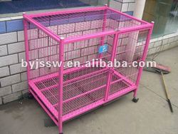Different SIze Dog Cage ,XL ,XXL Dog Crate ,Metal Dog Cage , Wire Mesh Fencing Dog Kennel