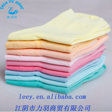 Girl's Lovely Solid Color Custom Crew or Ankle Socks Wholesale