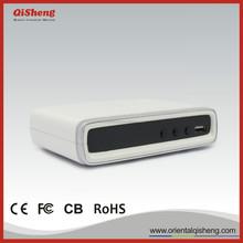plastic case 7T01 TV converter DVB-T/T2