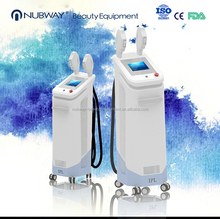 Professioanl shr opt fast hairy removal/new Popular SHR OPT system IPL hair removal