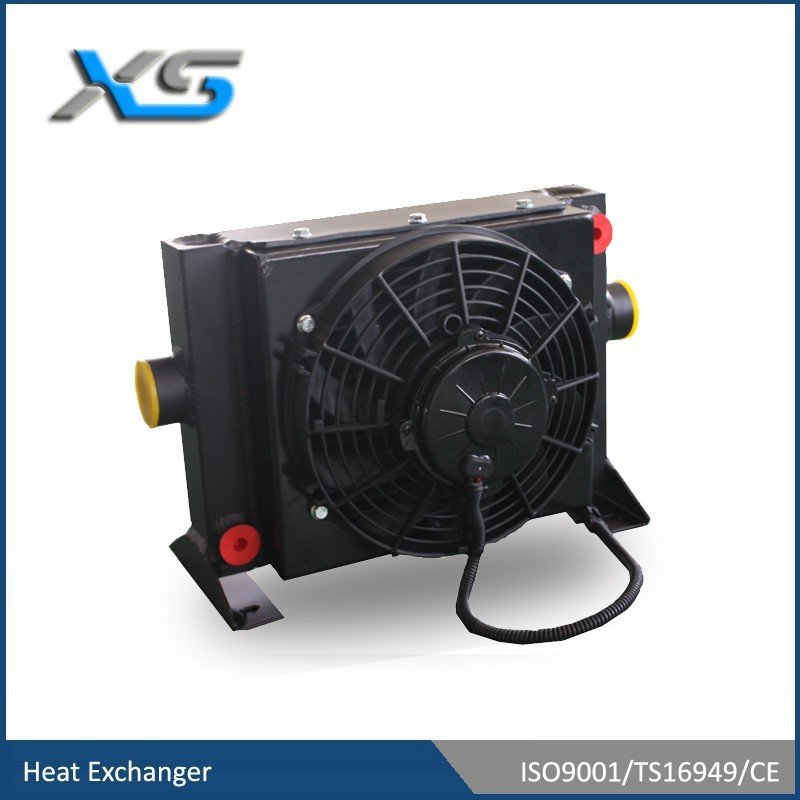Hydraulic Oil Cooler With Fan : Hydraulic oil package cooler with elctrical fan standard