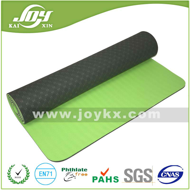 Gros tapis de yoga cologique pas cher - Tapis de gym pas cher ...