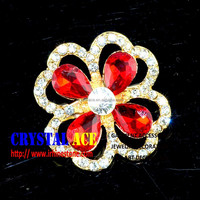 wholesale beauty rhinestone brooch and pins in bulk for cloth
