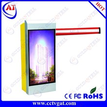 Traffic security system vehicle access car parking road barrier gate / parking lot management system