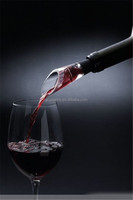 New Magical Wine Aerator Pour Spout Filtered Transparent Rubber Bottle Decanter Free Shipping