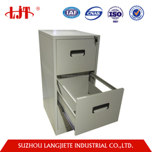 Multifunctional 3 drawers movable drawer cabinet