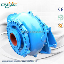 belt driven high pressure sand pump for mining waste water pumping