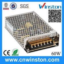 D-60B 60W 5V 3A top quality unique dc output 60w triple power
