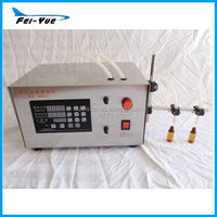 Stainles steel High accuracy Small Dose Tobacco tar filling machine