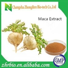 GMP maca extract powder/herbal medicine for sex improvement maca extract powder/ hot sell 4:1 maca extract powder bulk