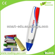 Colorful scan pen reading pen, musical pen, OID pen OEM/ODM Manufacturer