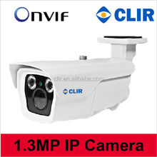 ONVIF Outdoor IR Array LED Outdoor 1.3MP Network Surveillance Camera