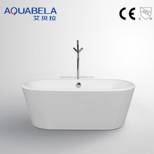 Reversible Drain Location and Corner Installation Type cheap colored bathtub