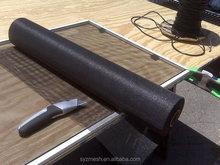 building material window screen 120g/m2 15*17 white grey black green