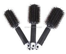 professional natural women bristle hair brush boal hair brush for salon