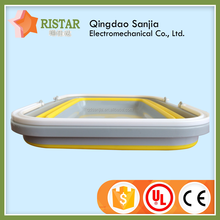 New Products Rectangular Ice Bucket With Lid