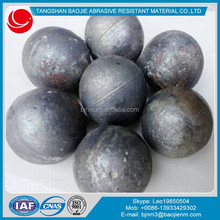 china manufactures Top quality raw material cast iron grinding balls