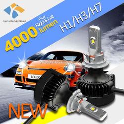 VW passat led headlights h7 can bus led