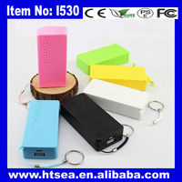 2600mAh Portable Power Bank, USB power bank portable external battery mobile power bank for smartphone external battery