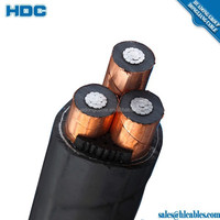 12KV Cable Cu/XLPE/SWA/PVC XLPE Insulated 3x50mm2 3x70mm2 3x95mm2 3x120mm2 Cable