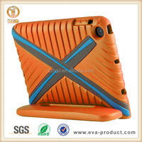 Multi Function Protective Soft Back Case For iPad Mini