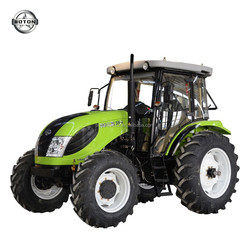 BOTON 110HP DEUTZ engine TRACTOR WITH FIAT GEARBOX AND CAB WITH DVD