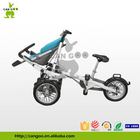 Easy Folding Multifunction baby stroller baby pram tricycle for sale