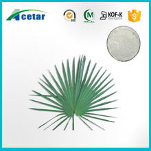 pure natural herbal with 25% ,45% fatty acid saw palmetto extract