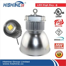 high shock vibration resistant led hi bay light 150w