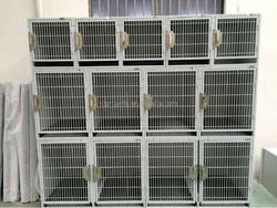 modular dog cage,vet use dog cage