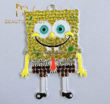Wholesale Fashion Rhinestone Necklace Pendant Charm