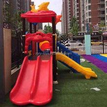 Parque infantil ao ar livre jogos ZY-HT3625 forest park equipamentos de playground para venda