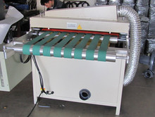 PLC control pp antisticky paper sheet dust clenaing equipment