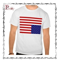 Custom asymmetrical t-shirt as your requested from China t shirt distribution