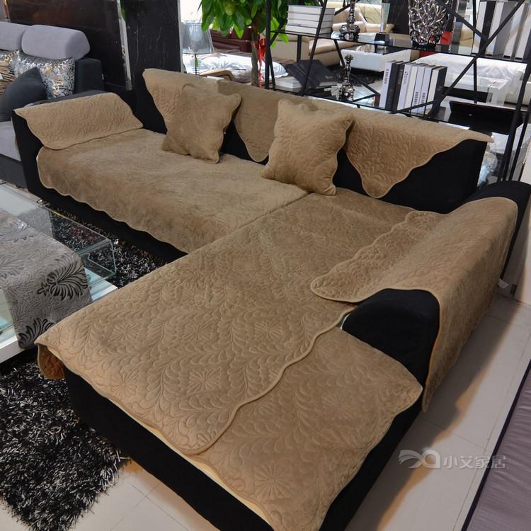 Накидки на кожаный диван своими руками