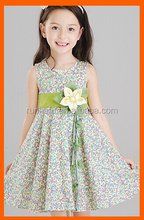 baby girl cotton dresses with cheaper price