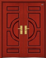 used double exterior doors for sale<PLT-P33>
