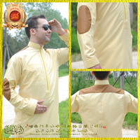 2015 Arab style thobe for man islamic clothes for men dresses wholesale islamic clothing men