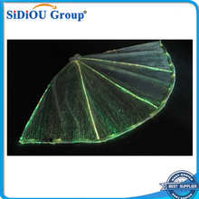 fashion led belly dance wings