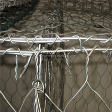 Hot sale!! Hebei best price gabion box hexagonal wire mesh (Anping factory)