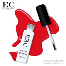 Simple application easy on easy off nail uv gel polish