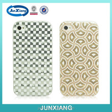custom TPU IMD pictures back cover case for iphone 4 5 6 DIY CASE