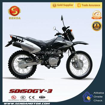 High quality 150cc dirt bike classical Tornado model