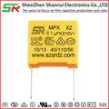 100nf 275v x2 mkp condensador 0.1uf 15mm