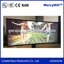 """Wall Mount Android LED Display 27"""" 34"""" 35"""" 42"""" 55"""" 65"""" inch 1080P Curved LCD Color TV Monitor"""